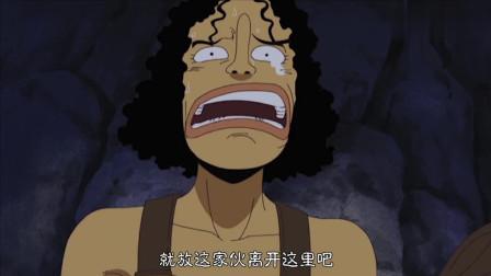 海贼王:被坑了,原来乌索普居然也有这么聪明的时候,索隆简直神助攻!