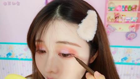 【幼金加萌站】洋娃娃大眼萌妹化妆教程 lolita万用妆容