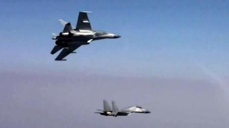 """歼11距15米做""""滚筒""""动作,飞机即刻发生震动,迅速逃跑"""
