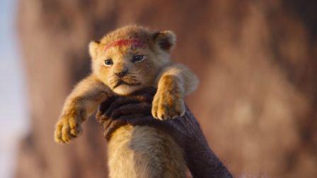 迪士尼真人巨制《狮子王》全新预告震撼来袭