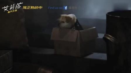 阿丽塔未播花絮勇敢的狗狗复活,网友表示看不懂是啥意思