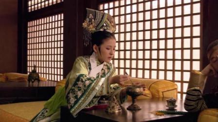 """甄嬛传:宁嫔给皇上点了一种""""龙涎香"""",竟让皇上对她着迷不已!"""