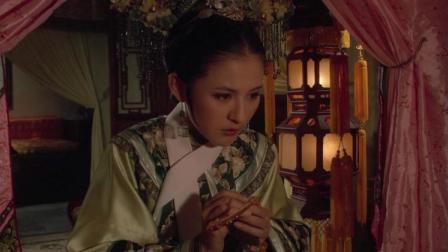 皇上派人取六阿哥的血,却刚好被宁嫔撞见,甄嬛太幸运了!