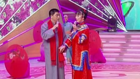 魏三和赵晓波合作二人转《江南送情郎》,这段唱的比岳云鹏有味道
