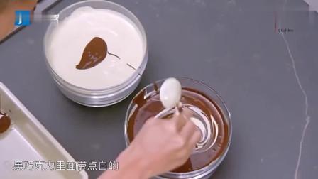 谢霆锋现场自制冰激凌,看着就好有食欲啊,你想吃吗