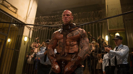 英国最凶猛的男人,3秒钟打到你怀疑人生!格斗动作电影《终极斗士4》