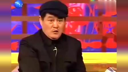 春晚砍掉的小品,赵本山演的《出名》,台下观众从头笑到尾
