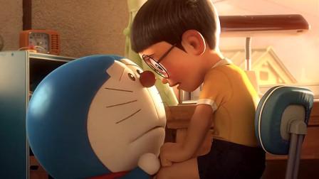 哆啦A梦和蜡笔小新你更喜欢哪一个?大雄没了叮当猫会怎样?