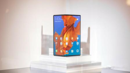 华为硬核担当,发布5G折叠屏手机,一个能打的都没有