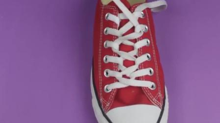 6种系鞋带的方法,简单易学还好看,让你的鞋不再普通