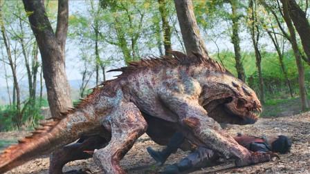 一头上古荒兽,镇守东海龙棺,专门袭击盗墓者,就是战斗力弱了点