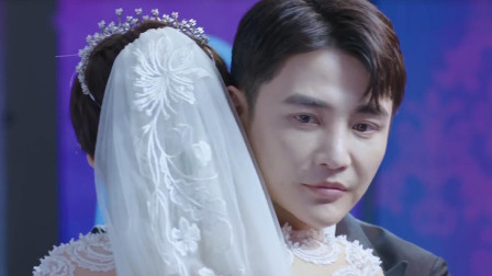 逆流而上的你:邹凯和汪雨结婚,高蜜送这样的祝福,网友:痛快!