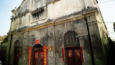 安阳滑县这条老街,这些老房子历经沧桑,最老的已有百年历史了!