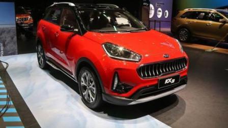又一韩系合资SUV倒下新车上市狂降4万, 起亚KX3匹配6速手动变速箱, 看完售价后还看啥缤越