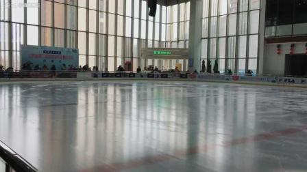 2019年山东省冬季运动会花样滑冰大奖赛男子组第一名比赛视频