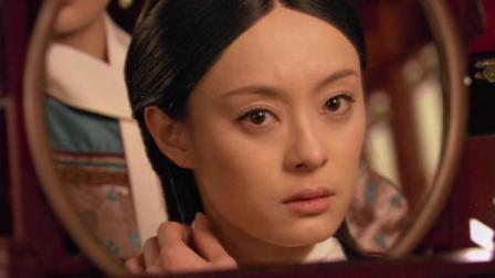 皇上:我觉得你不像从前了,甄嬛反问:那皇上待我还一如从前吗?