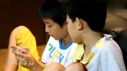 王源王俊凯小时候大闹的场景,网友表示如果易烊千玺也在就完美了