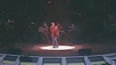 谭咏麟现场演唱《午夜丽人》, 感情真挚打动人心!