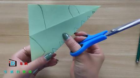 简单有趣的折纸恐龙,男孩子很喜欢的动物,你能认出这是什么龙吗