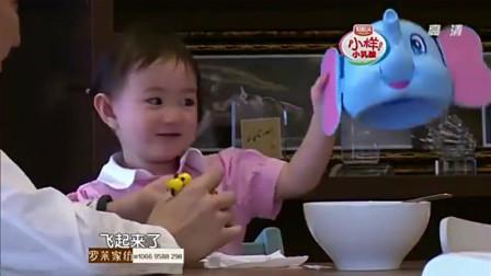 李小鹏夫妇不在家,奥莉在刘璇带看下玩得更嗨,萌娃太可爱了-