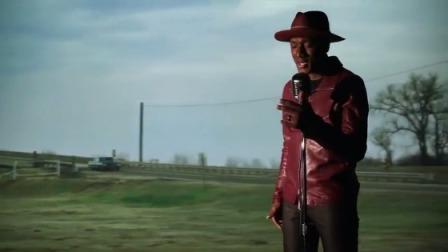 《绿皮书》灵魂歌手Aloe Blacc倾情献唱主题曲《I Count On Me》