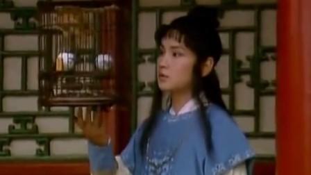 红楼梦 潇湘馆春困幽情,林黛玉心忧宝玉