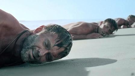 3名飞行员坠入大海,靠救生艇活了34天,登岛的瞬间,我眼眶湿了!