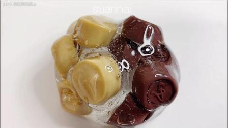 有点像阿尔卑斯糖 看到这里默默吃一块巧克力哈哈 ️️