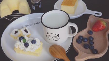 """超软无油""""减肥""""酸奶蛋糕,简直是我们减肥人士的福音!"""