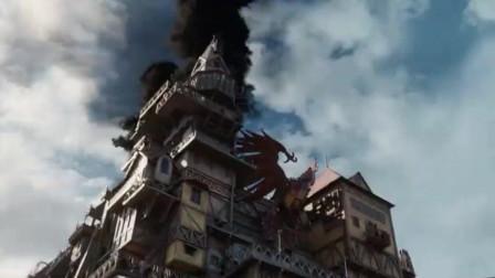 豆瓣高分科幻电影,末日之后地球生存困难,只好把城市拉走流浪!
