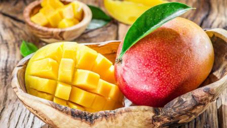 富含胡萝卜素,保护眼睛视力,芒果的功效和作用有哪些?