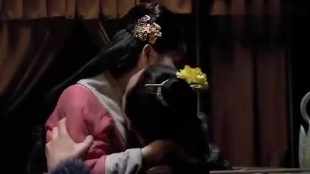 潘金莲真不要脸,武大郎在外面辛苦卖饼,自己却约会别人