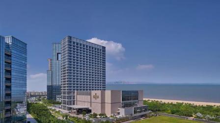 臻选周末:碧海银沙的城市度假体验——厦门香格里拉大酒店
