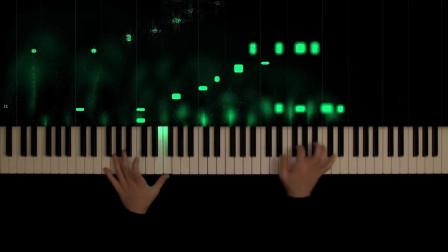 钢琴演绎:地球脉动第二季主题音乐,听着仿佛置身自然!