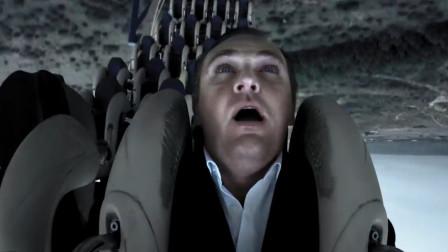 最恐怖的过山车,至今没人从上边下来过,网友:玩不起!
