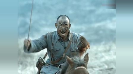 李云龙骑兵连没有一个孬种,战到最后一个人也要和鬼子发起冲锋,佩服!
