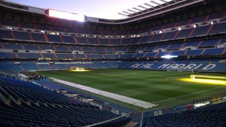 穿越欧亚大陆第二十五集 来到西班牙马德里,那就一定要去伯纳乌球场看看