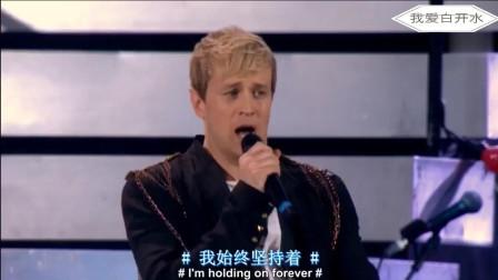 西城男孩告别演出,飙泪演唱《My Love》,太经典了!