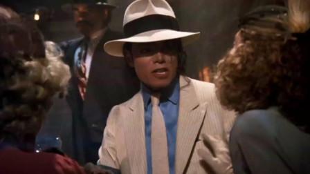迈克尔杰克逊--经典的反地心引力舞步