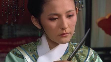 甄嬛传:宁嫔为心爱的果亲王报了仇,嘴角带着笑,割腕自尽!
