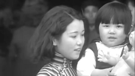 1934年的上海被镜头记录下来,看完我才明白祖国的强大是多么重要