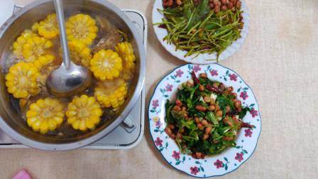 一日三餐   简单的饭菜吃出幸福感!