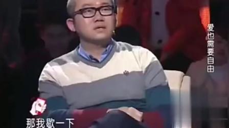 涂磊遇到对手了!暴躁女孩现场怒怼涂磊:你歇歇吧,别说话了!