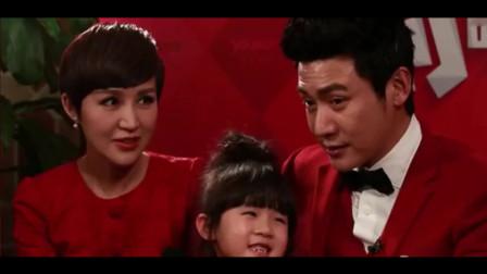 陆毅鲍蕾给小女儿庆生,蛋糕精美画面温馨,小叶子灿笑似女版陆毅