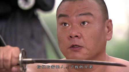 精武成真:东洋人被美女剃了头发,竟上门要切腹,美女当真了
