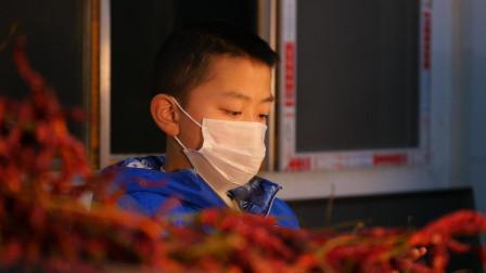 贵州大山深处13岁孩子寒假帮爸妈做辣椒面 年卖千万元