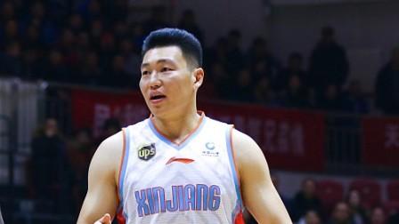 【C位英雄】CBA第41轮:新疆vs北京-人物特写-李根:拿下22分5板,面对昔日旧主毫不手软