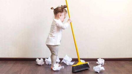 让孩子学会做家务,孩子会越来越优秀
