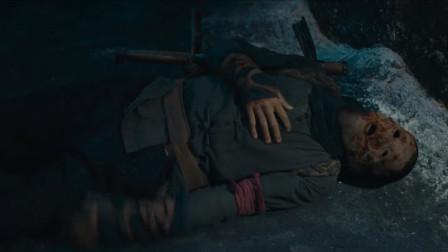 将军陵中诡异万分,死都不知道怎么死的
