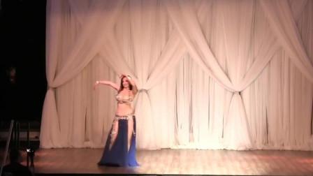 肚皮舞女神shahrzad,丰满的身材跳肚皮舞,美极了!